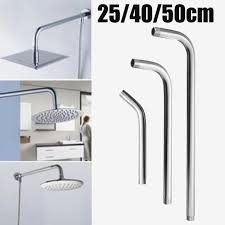 new 12cm 12cm 12cm wall mounted shower extension arm angled extra