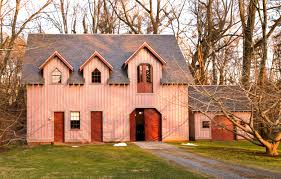 Octagon House Joseph Pell Lombardi Architect - Carriage house interiors