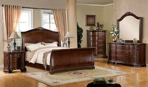 penbroke stylish bedroom set in espresso finish larger image