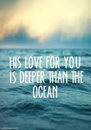 Ocean Christian Quotes