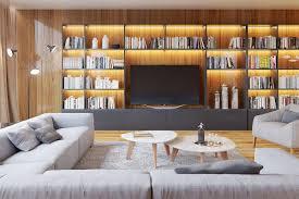 Đèn led âm trần khiến không gian nội thất thêm đẳng cấp muôn phần