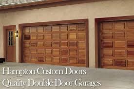 single garage doorTBS Garage Doors  Hardwood Garage Doors Repair Installation
