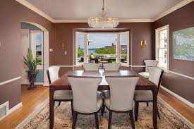 contemporary dining room with hardwood floors wall sconce in regarding attractive home odeon chandelier restoration hardware designs