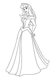 Coloriage Princesse Cendrillon En Ligne Superbe Disposition Dessins
