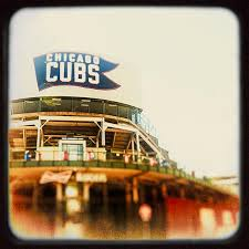 wrigley field chicago cubs photography