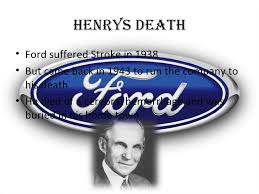 life and times of henry ford