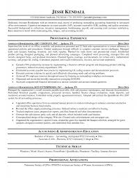 example resume bookkeeper handle accounts payable resume gallery photos of bookkeeper resume samples