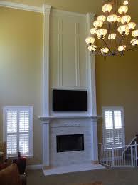 Tall Fireplace Wall HelpTall Fireplace