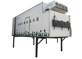 Swap Cold Chain Refrigerated Truck Bodies , Refrigerated Box For ...