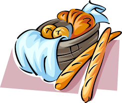french bread clipart. Plain French Clip Transparent Library Baguette With Croissant Vector Image Illustration  Of On French Bread Clipart E