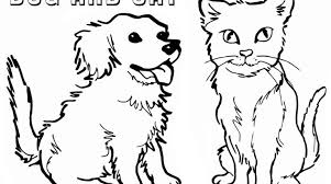 Small Picture Catdog Coloring Pages Clipart Image Of A Dachshund Coloring Page
