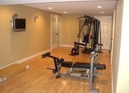 basement gym ideas. Basement Workout Room Stylish Gym Flooring Ideas  Basement Gym Ideas