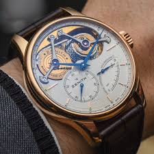 zenith academy georges favre jacot watch fusee and chain zenith academy georges favre jacot watch fusee and chain hands on hands