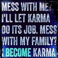 Funny Karma Quotes on Pinterest | Memes About Relationships, Lying ... via Relatably.com