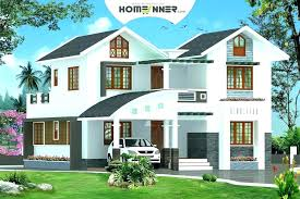 latest style home plans house designs modern with photos 4 bedroom kerala full size