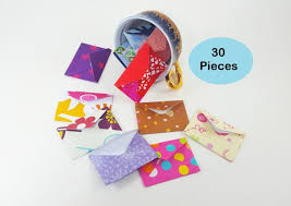 Mini Envelopes Tiny Envelopes Small Envelopes Set Of Tiny Etsy