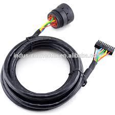 heavy duty trailer cable deutsch j molex electrical wire detailed images