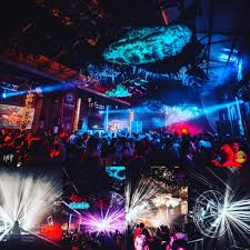 Chauvet Professional Finds The Beat At Liverpool Disco