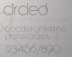 Cool Number Fonts The 200 Best Modern Fonts Collection For 2017