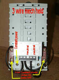 faq emsco, motor control shop, motor starter faq how to wire a ge cr460 lighting contactor at Electrically Held Contactor Wiring Diagram
