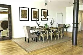 dining table carpet rug under round dining table what size rug for dining table dining rug home goods rugs dining table over carpet