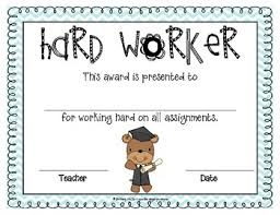 Free Printable Award Certificates For Elementary Students Planner