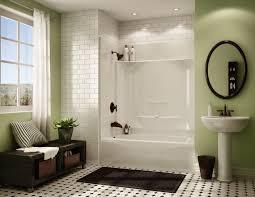 1 piece shower tub combo wondrous shower tub combo glancing choose installing a bathtub stylehouse