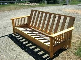 wood futon frame ikea futon frame twin ikea wooden futon assembly instructions
