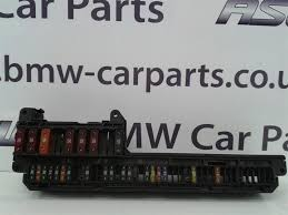 genuine bmw e60 e61 5 series front fuse box 61146932452 breaking bmw e60 cigarette lighter fuse at E60 Fuse Box Location