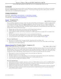 Software Project Manager Resume Tomyumtumweb Com
