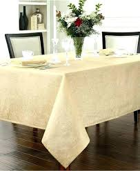 dining table cover outdoor colorful leaves printed rectangle