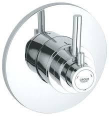 grohe shower mixing valve modern concealed dual control shower mixer valve grohe shower mixer valve parts