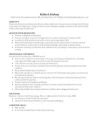 Sample Of Nanny Resume Nanny Housekeeper Sample Sample Nanny Resume Extraordinary Nanny Resume Skills