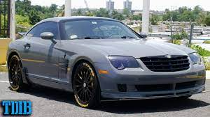 Welcome to crossfire accessories and more. Supercharged Chrysler Crossfire Srt6 Review The Weirdest Mercedes Sleeper In Disguise Youtube
