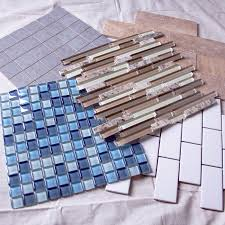 choose the tile for your project wall tile comes in a variety of materials sizes and colors