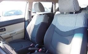 houndstooth interior car seats kia