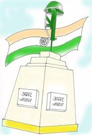 republic day of essay speech amar jawan jyoti image