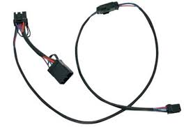 wire harnesses in electrical tour pak® quick disconnect wiring harness