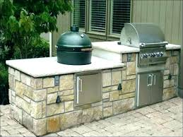 outdoor grill kitchen island plans frame prep table diy built in ideas best grills cool design