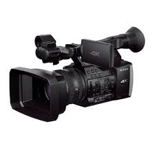 sony 4k camcorder. sony fdrax1 4k camcorder 20x optical zoom 4k