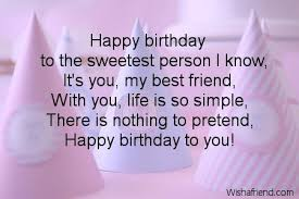 Birthday Quotes For Best Friend Inspiration Happy Birthday Images For My Best Friend Google Search Birthday