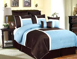 chocolate brown bedding sets turquoise and brown bedding sets chocolate brown and blue comforter sets bedroom