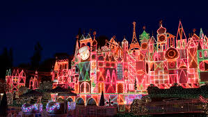 Its A Small World Holiday Lighting