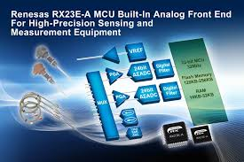 Renesas Design Renesas Electronics Launches Rx23e A Group First Rx