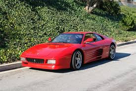 Dados técnicos completos de 1993 ferrari 348 spider 348 spider. 1993 Ferrari 348ts Serie Speciale 95147 Ferraris Online