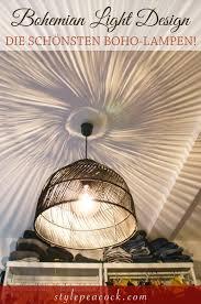 Nichts weiter als papier ist die grundlage für das heutige objekt der begierde: Boho Style Tolle Decken Lampen Fur Dein Zuhause Stylepeacock Happy Boho Interior Lifestyle