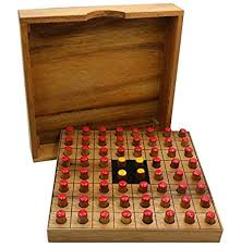 Wooden Strategy Games