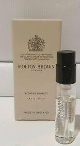 Molten Brown Bizarre Brandy Unisex Eau De Toilette 1.5ml sample ...