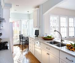 #galley kitchen remodel
