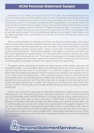 Personal Statement Template Ucas Ucas Personal Statement Sample On Pantone Canvas Gallery